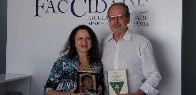Jales Naves e Fátima Rosa Naves, FacCidade, Aparecida de Goiânia