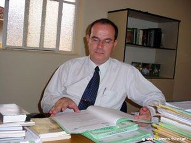 Emmanuel Carapurnala é promotor especializado em Defesa do patrimônio Histórico e Cultural