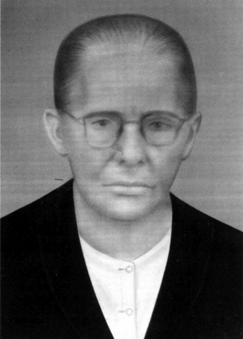 Maria Luíza de Jesus (Vó Iza)