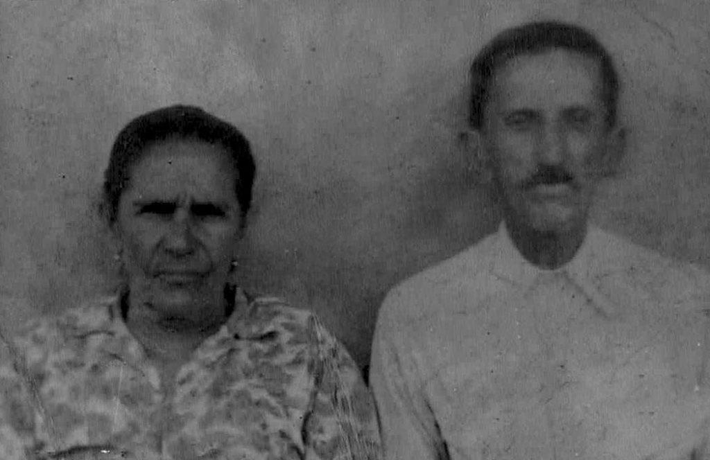 José Ferreira e Ana