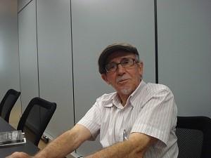 Professor Horieste Gomes