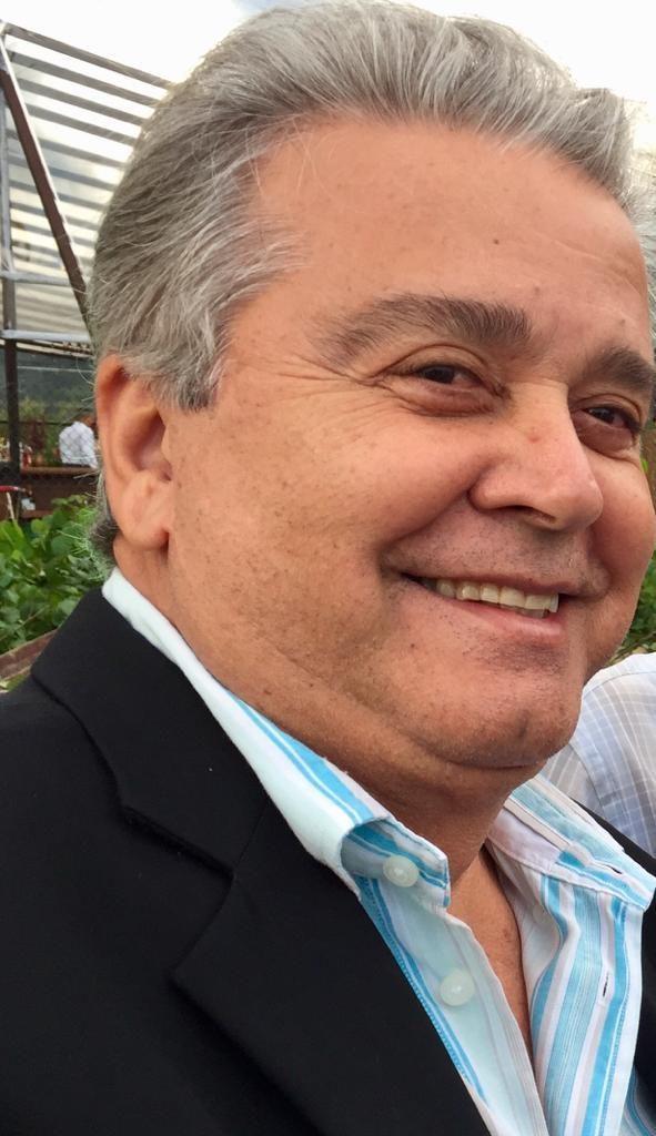Romualdo Luiz Ferreira, advogado